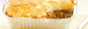 Beef and Potato Pie